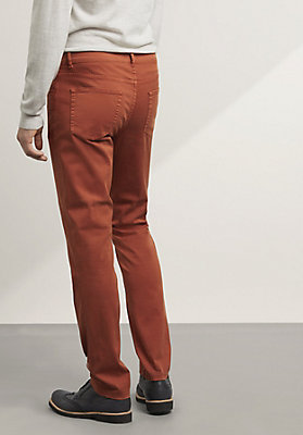 - 5-Pocket-Hose aus Bio-Baumwolle