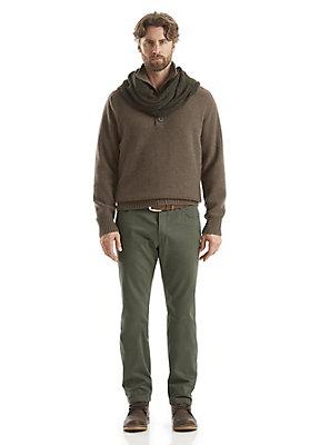 - 5-Pocket-Hose aus reiner Bio-Baumwolle