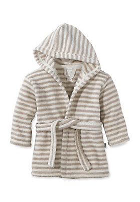 - Baby Bademantel aus reiner Bio-Baumwolle