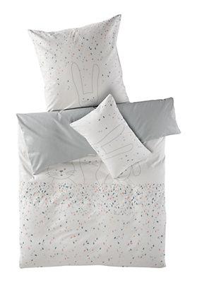 - Biber Bettwäsche aus reiner Bio-Baumwolle