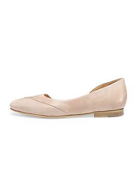 - Damen Ballerina aus Leder