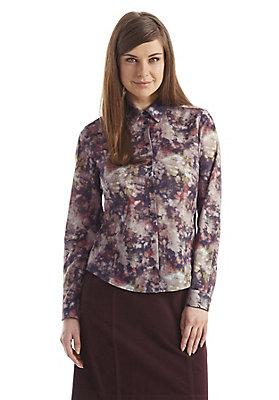 - Damen Bluse aus reiner Bio-Baumwolle