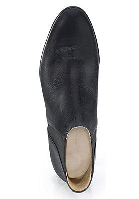 - Damen Chelsea-Boots aus Leder