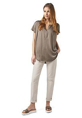 - Damen Chino Comfort Fit aus Bio-Baumwolle