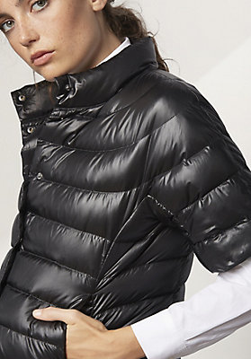 - Damen Daunenjacke aus Recycled Polyester