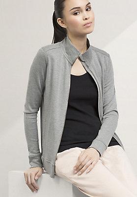 - Damen Jacke aus Bio-Baumwolle und Modal