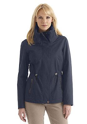 - Damen Jacke aus reiner Bio-Baumwolle