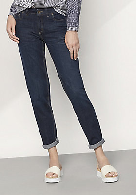 - Damen Jeans Regular Fit aus Bio-Denim