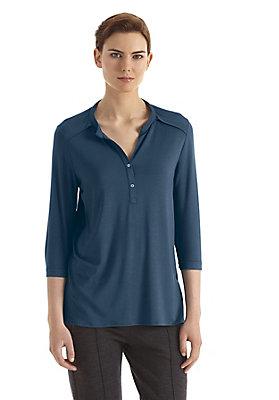 - Damen Jersey-Bluse aus Modal