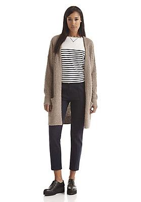 - Damen Jersey-Hose aus reiner Bio-Baumwolle