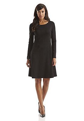 Kleider - Damen Jersey-Kleid aus reiner Bio-Baumwolle