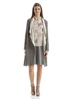- Damen-Jerseyrock aus Bio-Schurwolle und Bio-Baumwolle