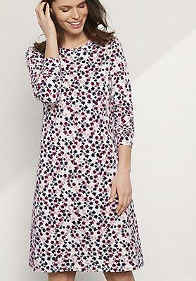 - Damen Nachthemd aus reiner Bio-Baumwolle