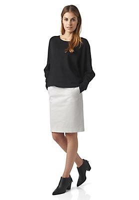 - Damen Oversize-Shirt aus reiner Bio-Baumwolle