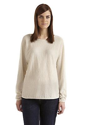 - Damen Pullover aus reinem Alpaka