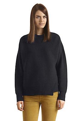 - Damen Pullover aus reiner Bio-Baumwolle