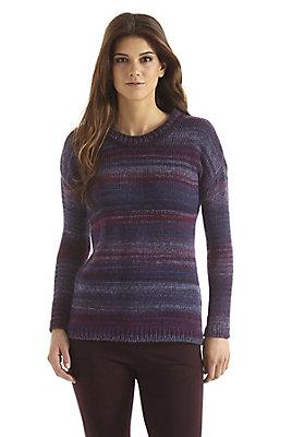 - Damen Pullover aus reiner Schurwolle