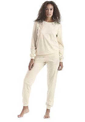 - Damen Pyjama PureNATURE aus reiner Bio-Baumwolle