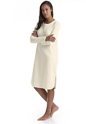 - Damen Schlafhemd PureNATURE aus reiner Bio-Baumwolle