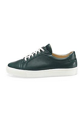 - Damen Sneaker aus Leder