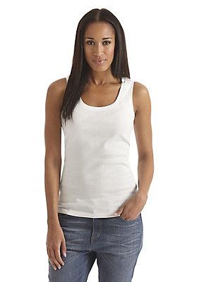- Damen Top aus reiner Bio-Baumwolle