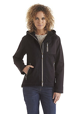 - Damen Windjacke aus reiner Bio-Baumwolle