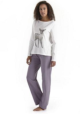 pyjama-partnerlook - Damenpyjama
