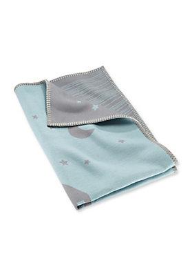 - Decke aus reiner Bio-Baumwolle