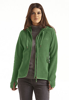 bestseller - Fleece-Jacke für Sie aus reiner Bio-Baumwolle