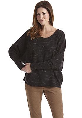 damen-neuheiten-herbst-kollektion-2014 - Gemusterter Pullover aus reiner Schurwolle
