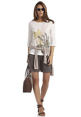 Shorts/Bermudas - Hanfshorts mit Baumwolle