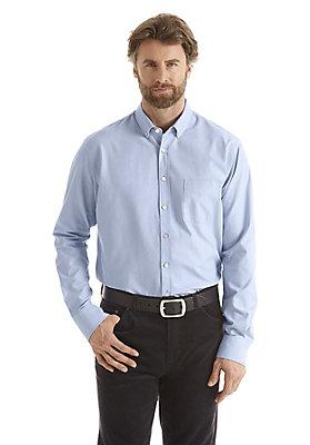 - Hemd Comfort Fit aus reiner Bio-Baumwolle
