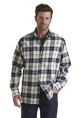 - Hemd kariert Comfort Fit aus reiner Bio-Baumwolle