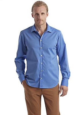 herrenkollektion-in-blau - Hemd modern fit