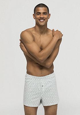 - Herren Boxershorts aus reiner Bio-Baumwolle