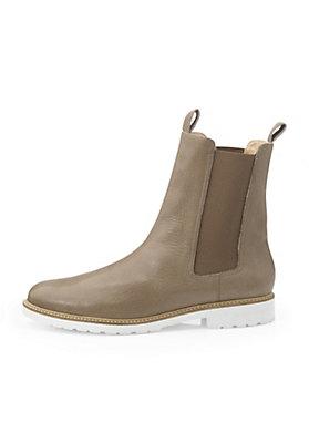 - Herren Chelsea Boots aus Leder
