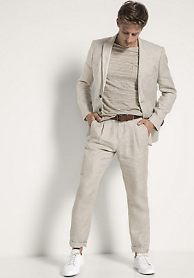 - Herren Hose aus reinem Bio-Leinen
