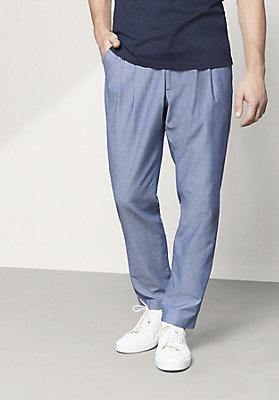 - Herren Hose aus reiner Bio-Baumwolle