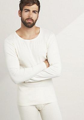 - Herren Langarm-Shirt PureNATURE aus reiner Bio-Baumwolle