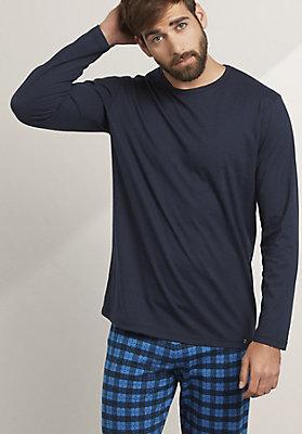 - Herren Pyjama aus reiner Bio-Baumwolle