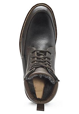 - Herren Schnürstiefel aus Leder