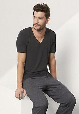 - Herren Shirt aus Bio-Baumwolle und Modal