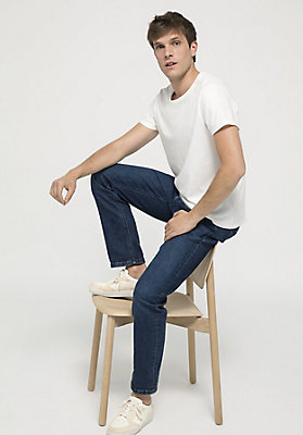 - Herren Shirt aus reiner Bio-Baumwolle