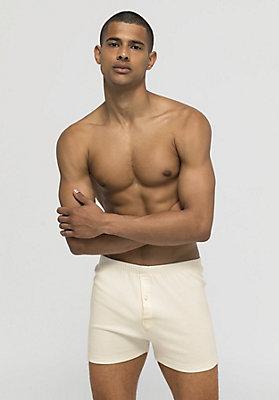- Herren Shorts PureNATURE aus reiner Bio-Baumwolle