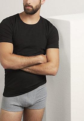 - Herren T-Shirt PureLUX im 2er Set aus Bio-Baumwolle