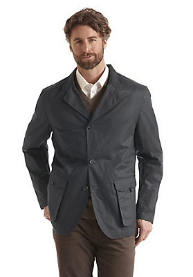 - Herren Wachsjacke aus reiner Bio-Baumwolle