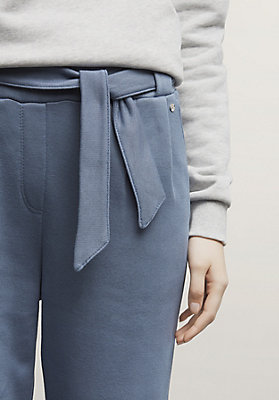 - Hose aus Modal mit Bio-Baumwolle