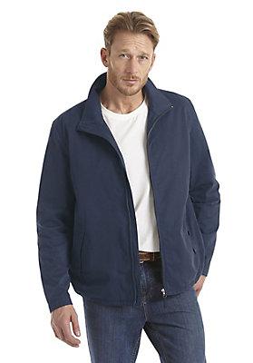 neu-herren-bekleidung - Jacke aus reiner Bio-Baumwolle