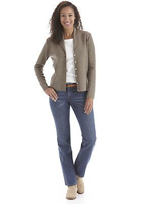 herbst-basics - Jeans Comfort Fit aus reiner Bio-Baumwolle