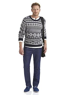 - Jeans Comfort aus reiner Bio-Baumwolle